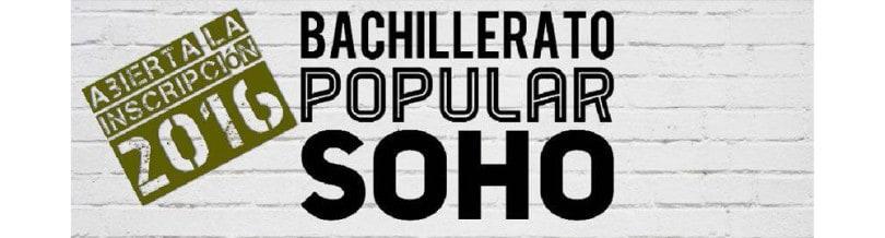 Bachillerato Popular Soho
