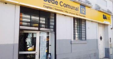 Venta de ex-sede Comunal 12