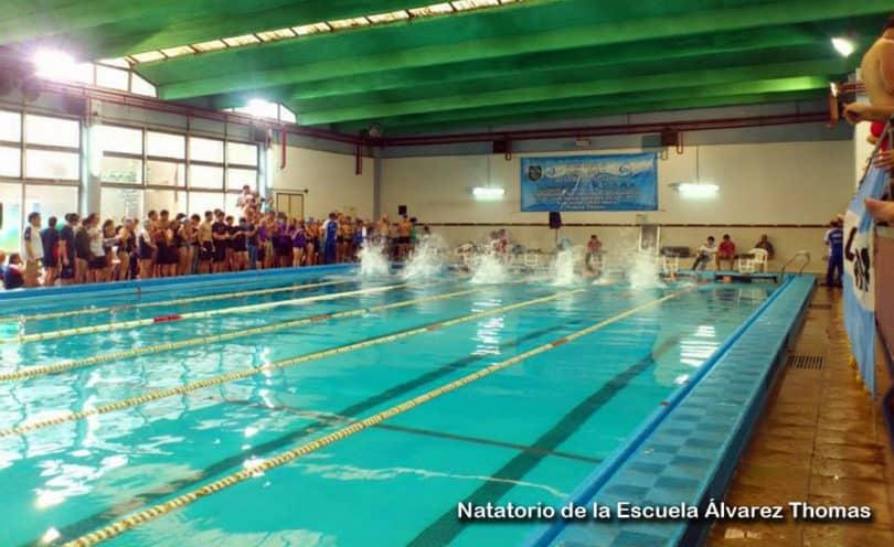 Natatorio Escuela Álvarez Thomas