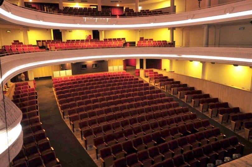 Cantata Carmina Burana en el Teatro 25 de Mayo