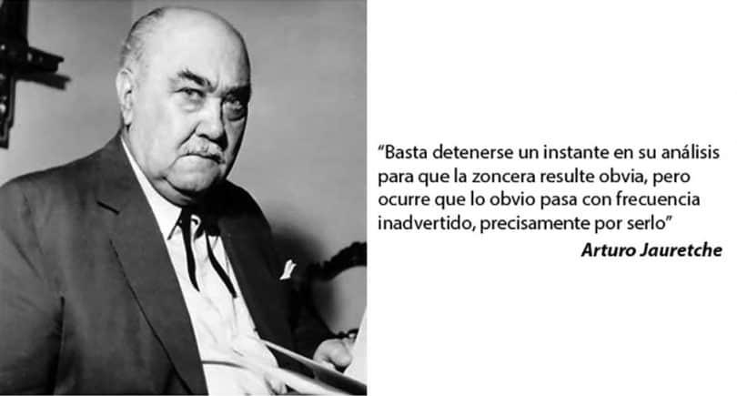 Arturo Jauretche, Zonceras