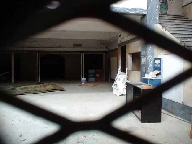 Interior Ex Cine Aconcagua