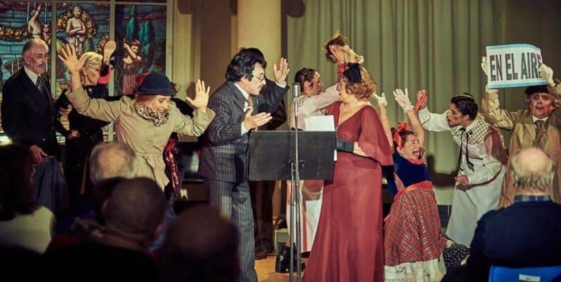 Teatro Comunitario Los Villurqueros