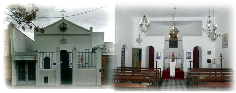 La Noche de los Templos Villa Ortuzar