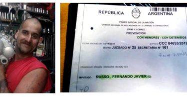 Abusador de menores de Villa Pueyrredón