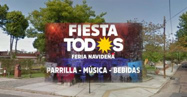 Fiesta solidaria en Villa Pueyrredón