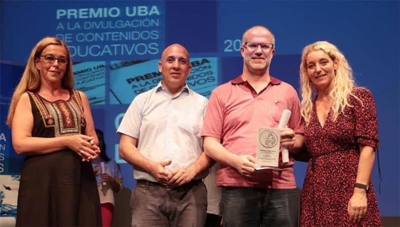 Escuela Rodolfo Walsh premio UBA