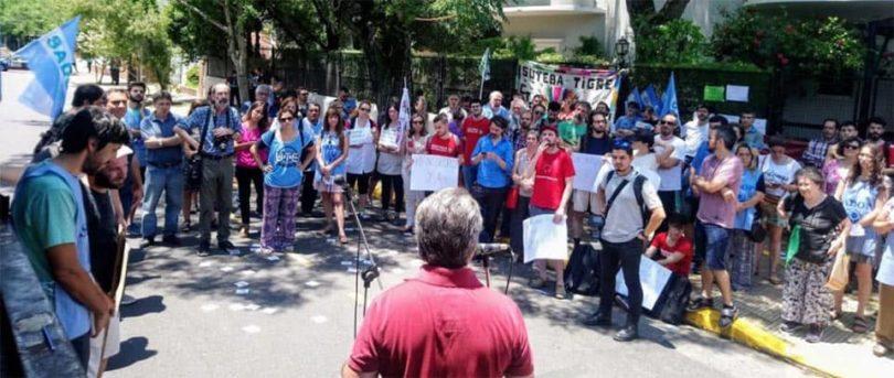 Saint Margaret´s School: acto por el despido de un docente
