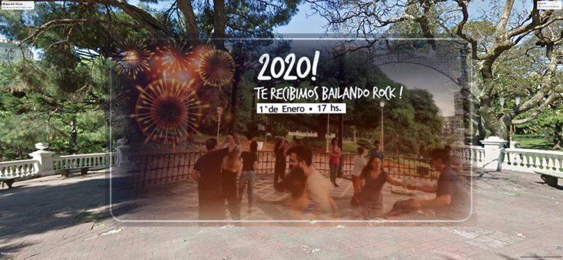 Rock and Roll Glorieta Barrancas de Belgrano