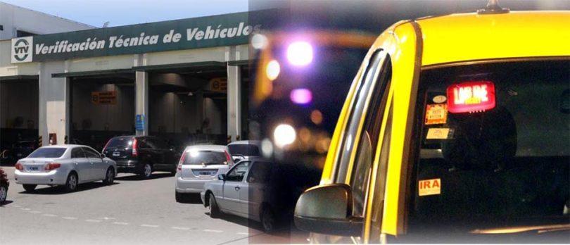 Tarifas Taxis, VTV y estacionamiento