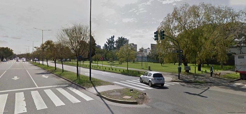 Avenida Parque Roberto Goyeneche