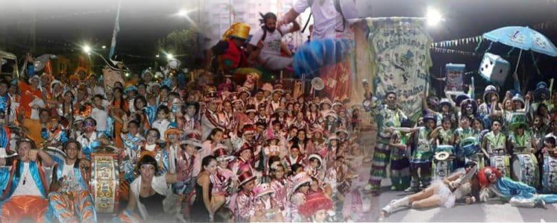 Carnaval porteño 2020
