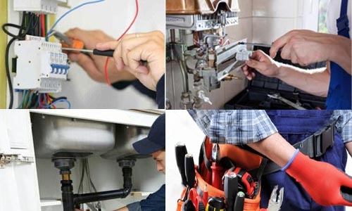 Hogar, reparaciones e instalaciones