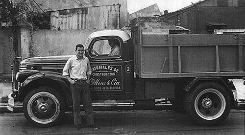 Camión Corralón Ottone