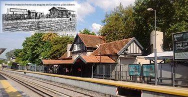 Estación de Villa Pueyrredón
