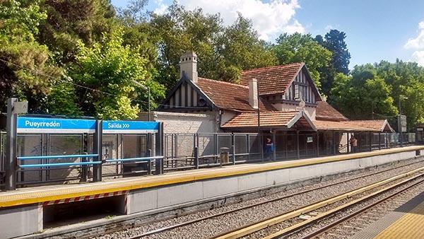 estación Villa Pueyrredón