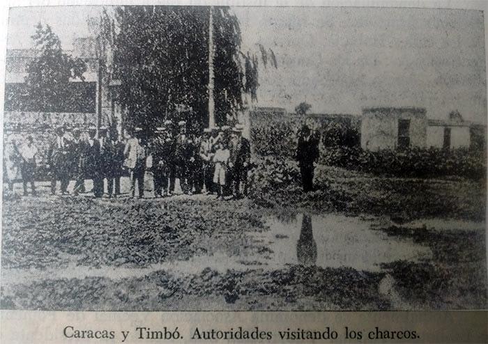 Caracas y Timbo