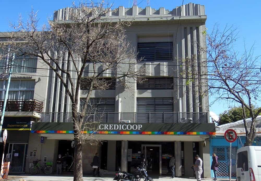 Edificio del ex Cine Supremo