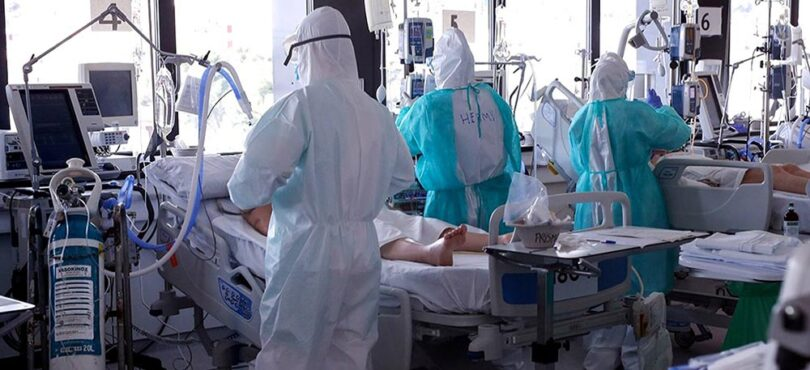 Acompañamiento de pacientes con covid-19
