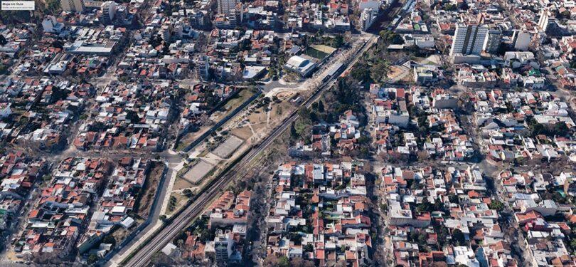 Plan urbano Ambiental, Comuna 12