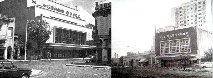 Cines de barrio en Villa Urquiza y Saavedra