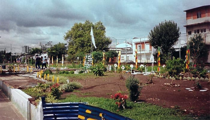 plaza curupaytí y nazca