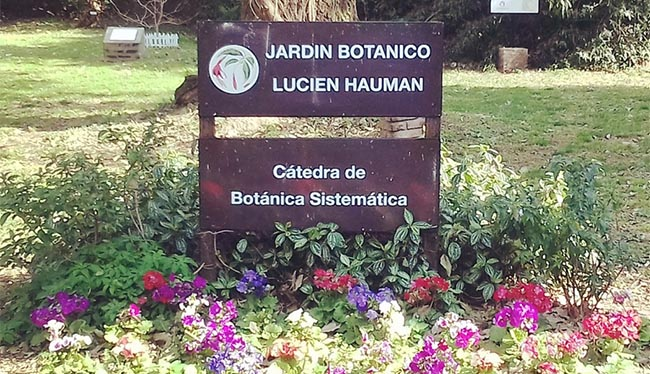 Jardín Botánico Agronomía