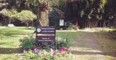 Jardín Botánico en Agronomía