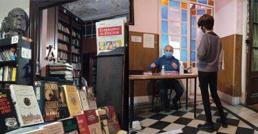 Biblioteca D. F. Sarmiento