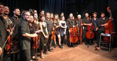 La Orquesta de Saavedra