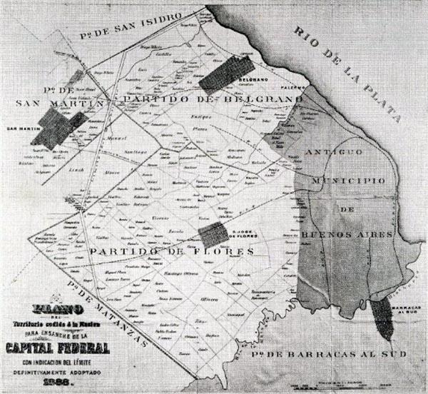 Plano Capital Federal 1888