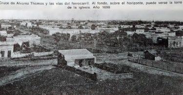 Villa Urquiza, año 1898