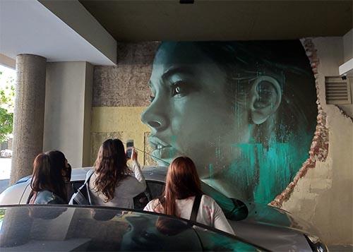 arte urbano villa urquiza