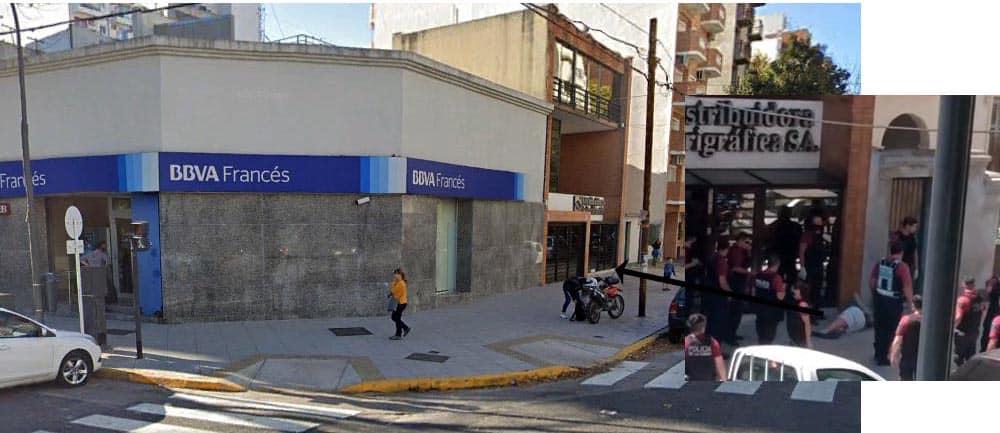 Banco Frances Urquiza