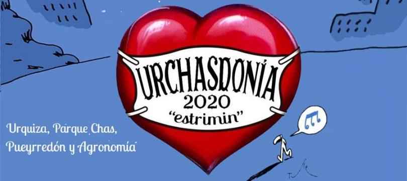 Festival de Tango Urchasdonía