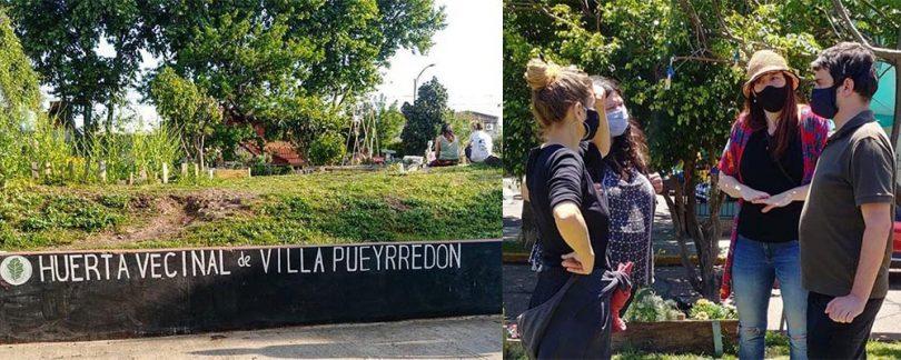 Huerta Vecinal de Villa Pueyrredón