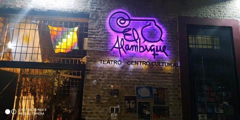 Teatro El Alambique