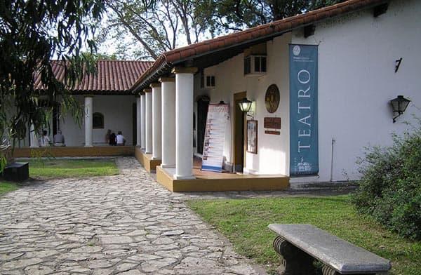 Teatro del Museo Saavedra