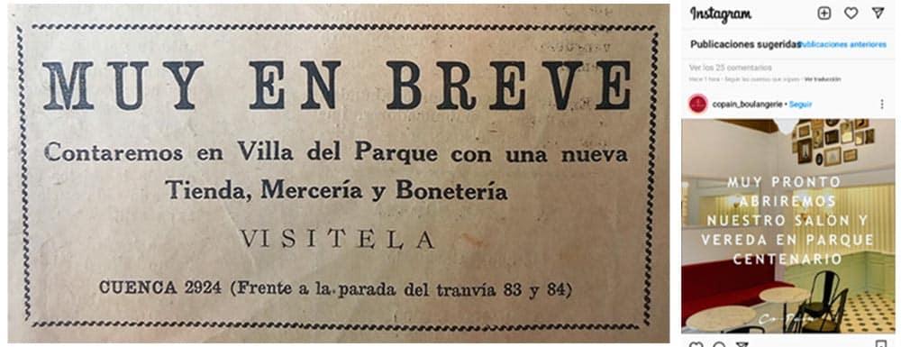 1929 Bonetería Villa del Parque