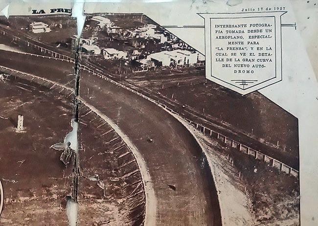 Pista autódromo Gral. San Martín