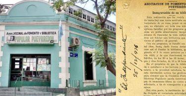 Biblioteca Popular Pueyrredón Sud
