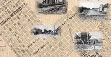 Calleces antiguas Villa Pueyrredón