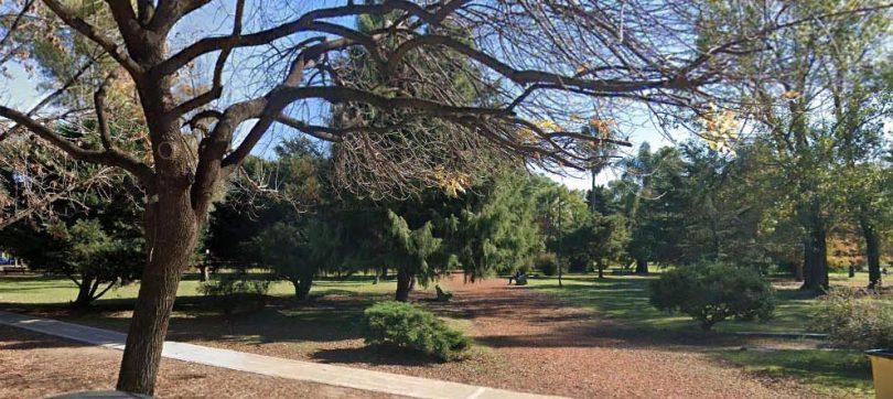 espacios verdes en la Comuna 12