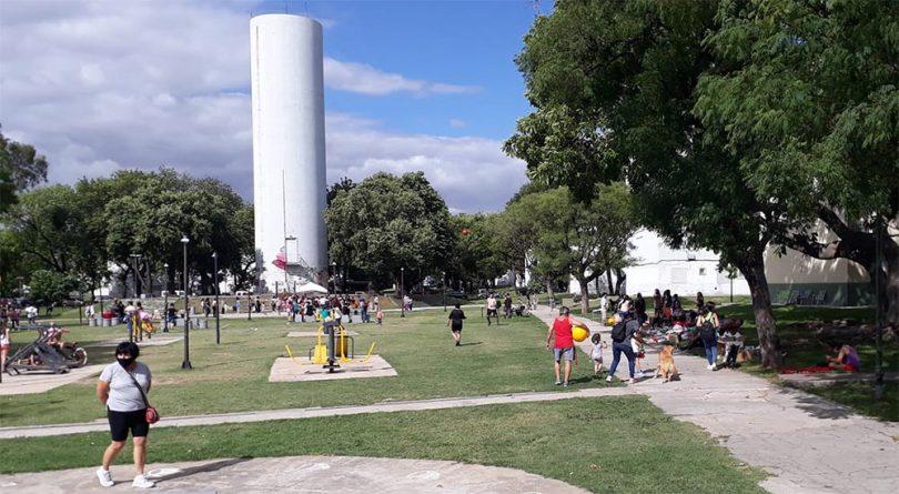 Feria Vecinal Villa Pueyrredón