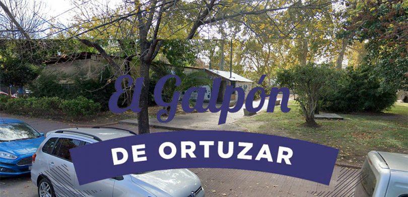 Galpón de Ortuzar