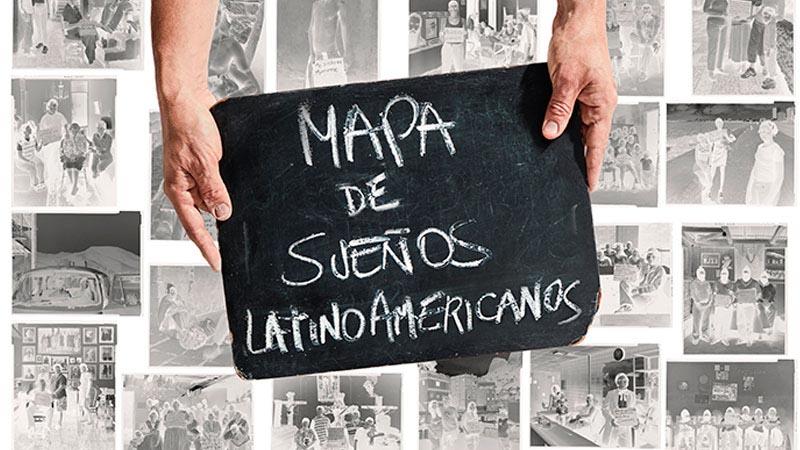 Mapa de sueños latinoamericanos