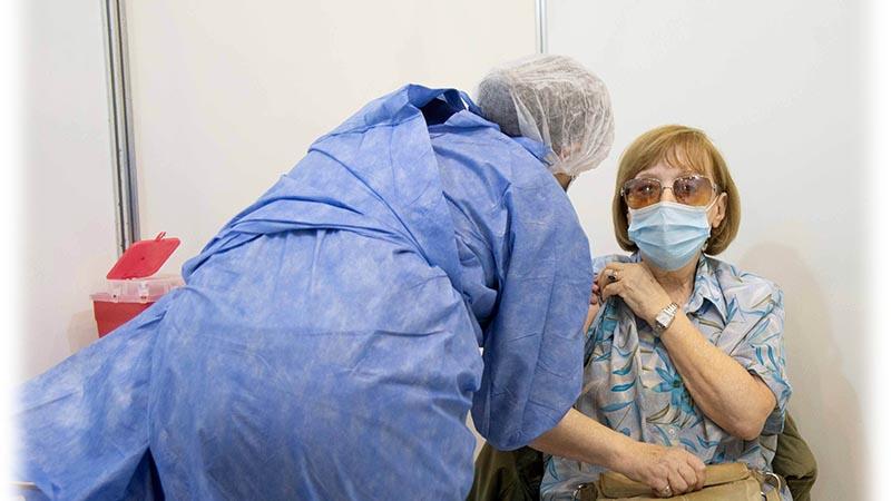 Vacunación en la Ciudad de Buenos Aires