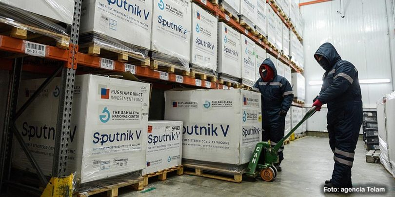 Transporte de vacunas