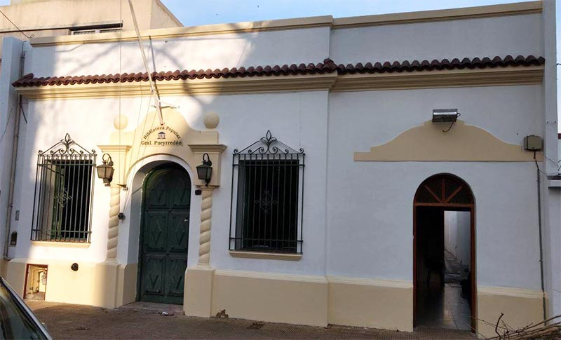 Biblioteca Popular General Pueyrredón