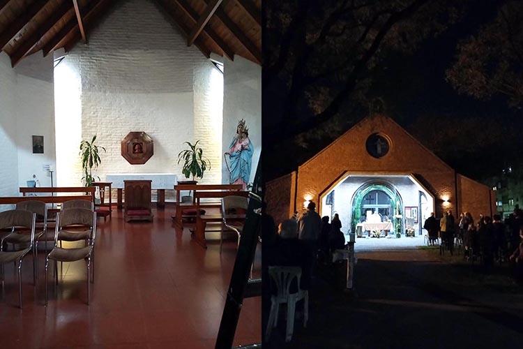 Iglesia Corazón de Jesús Villa Pueyrredón